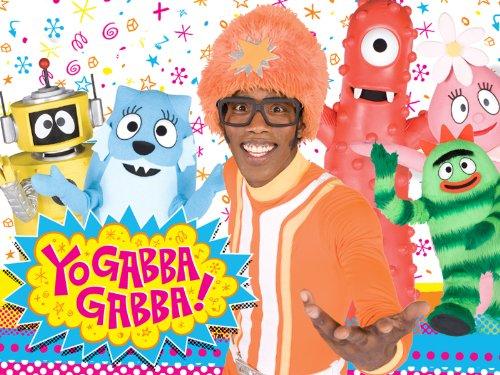 Yo Gabba Gabba - Season 4