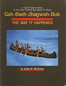 Gah-baeh-Jhagwah-buk = The way it happened : a visual culture history of the Little Traverse Bay Bands of Odawa