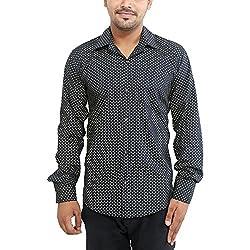 Oshano Men's Wanted Cotton Shirt