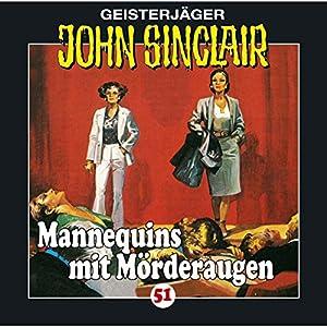 Mannequins mit Mörderaugen (John Sinclair 51) Hörspiel