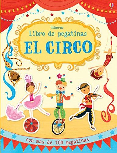 El Circo. Libro De Pegatinas