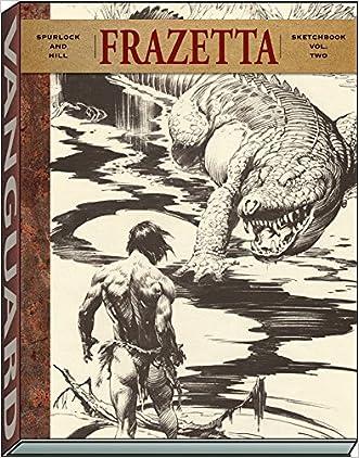 Frazetta Sketchbook, Vol. II written by David J. Spurlock