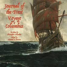 Journal of the First Voyage of Columbus Audiobook by Christopher Columbus Narrated by Jack Chekijian