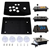 Acrylic Panel and Case DIY Set Kits Replacement for Arcade Game