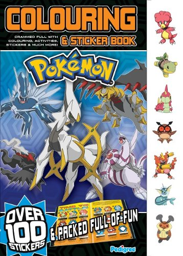 Pokemon-Colouring-Sticker-Book-2010-Winter-Annual-2011