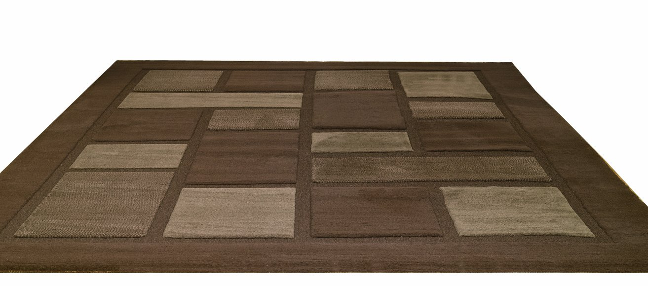 Rugs With Flair 200 x 290 cm Visiona Soft 4304, Brown       reviews