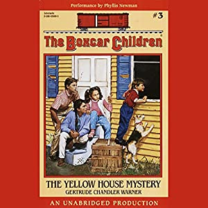 The Yellow House Mystery Audiobook