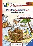 Leserabe mit Mildenberger Silbenmethode: Piratengeschichten