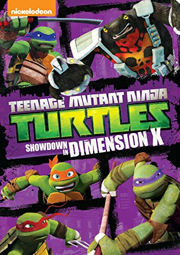 Teenage Mutant Ninja Turtles: Showdown in [DVD] [Import]