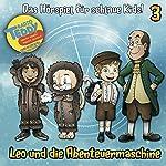 Leo und die Abenteuermaschine 3   Matthias Arnold