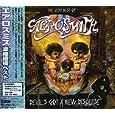 エアロスミス濃縮極極ベスト(初回限定盤)(DVD付)