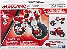 Comprar Mecano - Juego de construcción - - 6026957 Super Junior Meccano Motocicletas