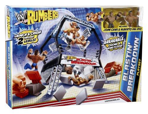 Imagen de Rumblers WWE Blastin Desglose set de juego