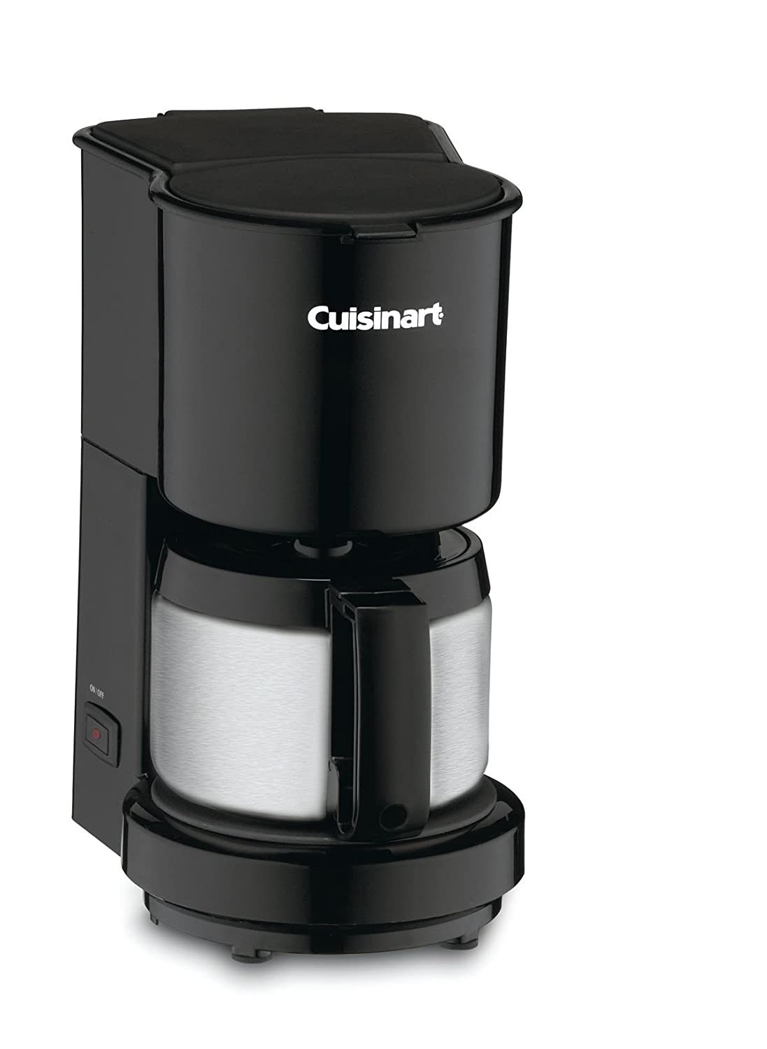 Cuisinart Dcc 450bk 4 Cup Coffeemaker With Stainless Steel