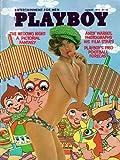 Playboy Magazine / August 1974 - Erich Von Daniken Interview, Lynnda Kimball, Jean Manson, Andy Warhol