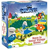 The Smurfs Race to Smurfs Village Board Game