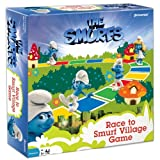 Pressman Smurfs Race to Smurf Village Game