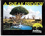 img - for Disney's Animal Kingdom: A Sneak Preview book / textbook / text book