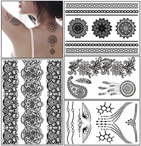 temporary-tattoo-stickers-glamorstarr-fashion-black-lace-4-different-sheets-waterproof-body-art-tatt