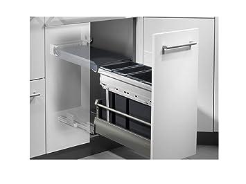 hailo 30 3 3030 3 30terzettslidepoubelleencastrable cuisine maison ee39. Black Bedroom Furniture Sets. Home Design Ideas