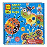 ALEX® Toys - Early Learning Paper Plate Bugs -Little Hands 1415