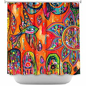 Dianoche Designs Shower Curtains By Michelle Fauss Unique Cool Fun Funky Stylish