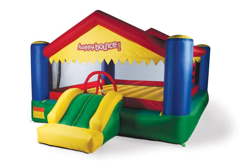 Avyna Hüpfburg Party House Big mit Rutsche (für bis zu 5 Kindern) günstig