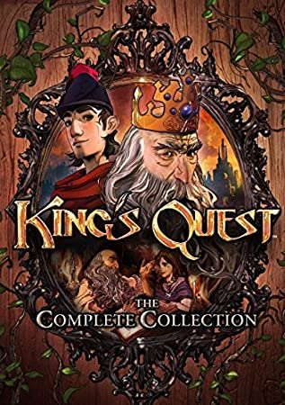 King's Quest: The Complete Collection [Online Game Code]