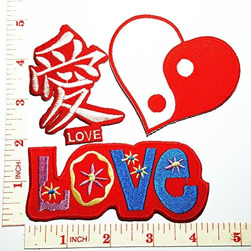 Love  (Make Yin Yang Costume)