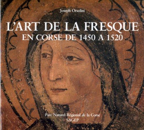 L'art de la fresque en Corse de 1450 à 1520