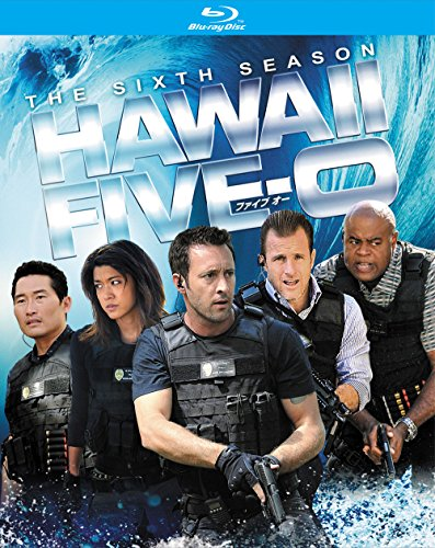 Hawaii Five-0 ��������6 Blu-ray BOX