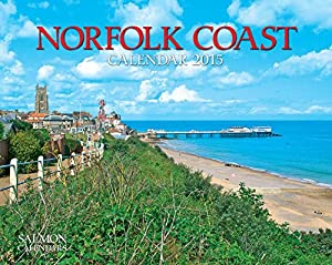 Norfolk Coast Small Wall Calendar 2015