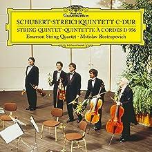 Schubert: String Quintet In C Major, D.956 [Vinilo]