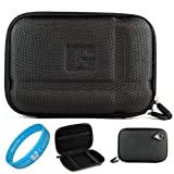 61GswMS1PmL. SL160  Nylon Black Durable Protective GPS Carrying Case