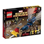 LEGO Superheroes Marvel's Ant-Man 760...