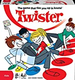 Twister The Classic Game with 2 More Moves Boxed Gift 2 - 6 Players