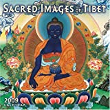 Sacred Images of Tibet 2009 Wall Calendar