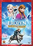 Frozen Sing Along Edition (1-Disc DVD + Digital HD)