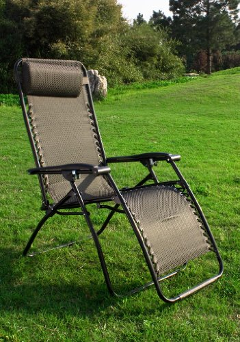 On Sale from 07.12 to 30.12!Folding Foldable Outdoor Chair, Adjust back Camping Chair Lawn Garden Deck Chair, OGS02