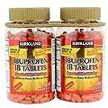 Kirkland Signature Ibuprofen IB Caplets