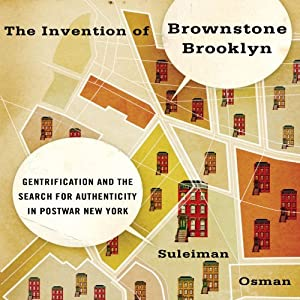 The Invention of Brownstone Brooklyn Audiobook