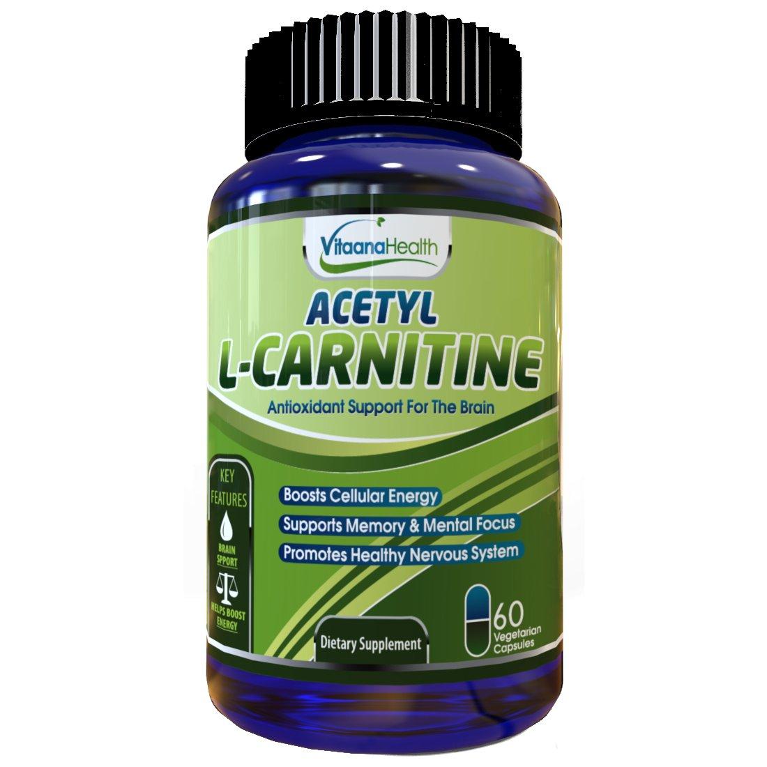 Acetyl L-Carnitine