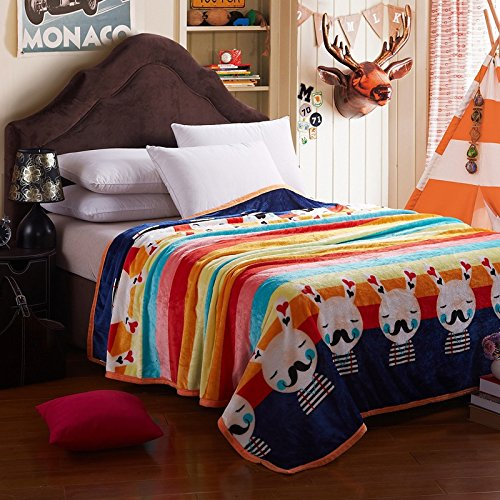 Flannel Blanket Pattern front-826288