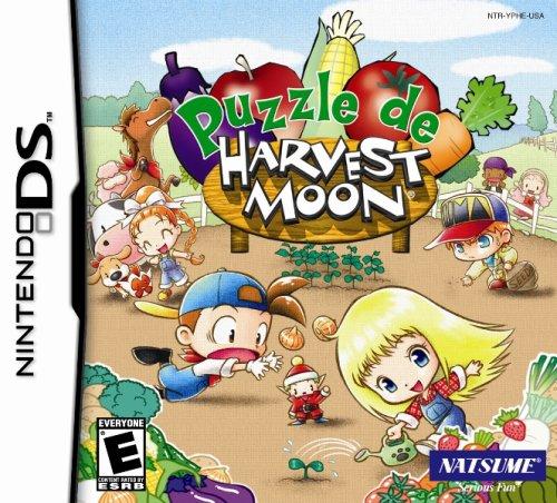 Puzzle de Harvest Moon - Nintendo DS - 1