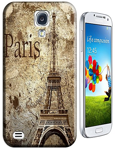 Beautiful Eiffel Tower Paris Fashion Cell Phone Cases Design For Samsung Galaxy S4 I9500 No.12 front-8408
