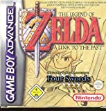 The Legend of Zelda: A Link to the Past (Includes Four Swords) - Game Boy Advance