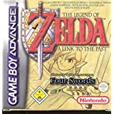 The Legend of Zelda: A Link to the Past (Includes Four Swords) - Game Boy Advanceby NINTENDO OF CANADA