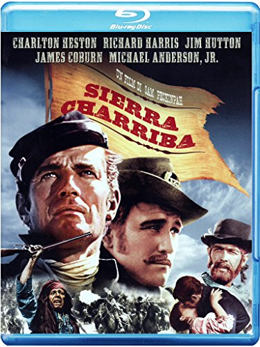 Sierra charriba [Blu-ray] [IT Import]