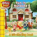 Fun in Nutwood: A Lift-the-flap Book (Rupert Bear)