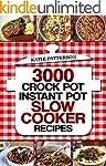 Crock Pot: Slow Cooker, Pressure Cook...